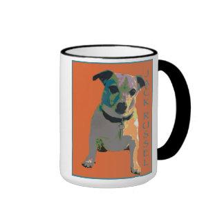 Taza de Jack Russel Terrier