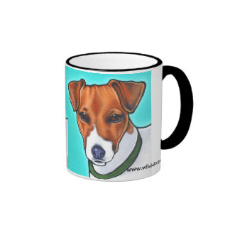 Taza de Jack Russell