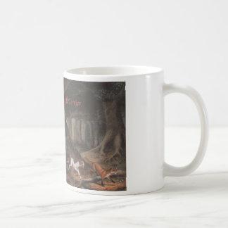 Taza de Jack Russell Terrier del párroco