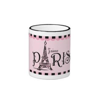 Taza de J'aime París