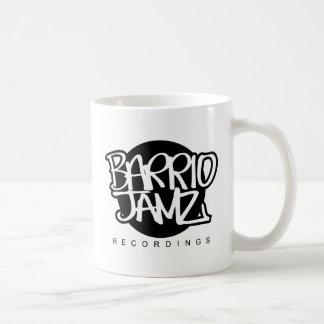 Taza de Jamz Coffe del barrio hispano
