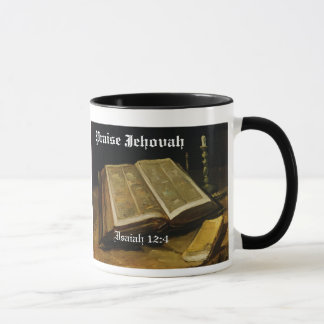 Taza de Jehová de la alabanza