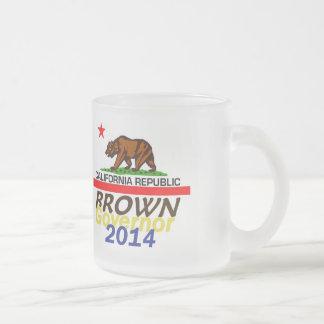 Taza de Jerry BROWN 2014