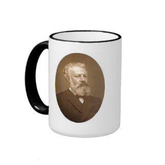 Taza de Jules Verne
