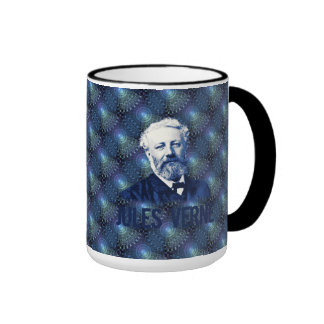 Taza de Jules Verne Steampunk