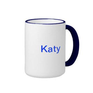 Taza de Katy