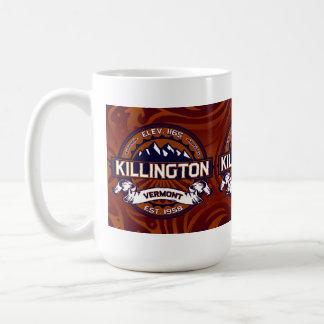 Taza de Killington vibrante