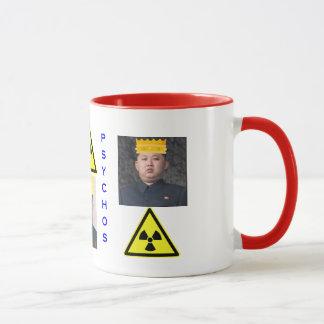 Taza de Kim Boys* 3 (Corea del Norte)