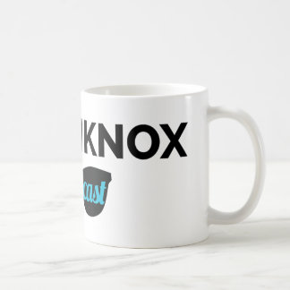 Taza de Knox del equipo