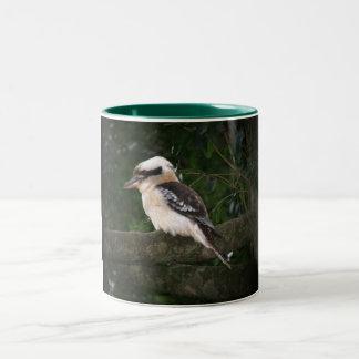 Taza de Kookaburra de las montañas de Bunya