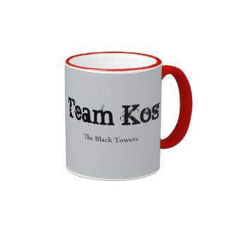 """""""Taza de Kos del equipo"""""""