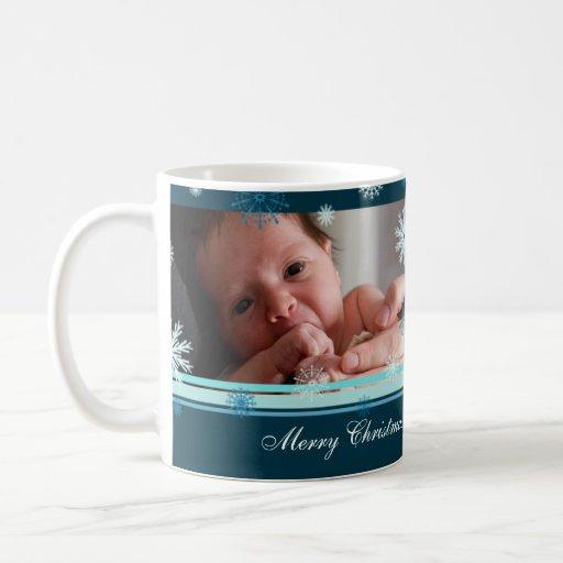 Taza de la abuela de las Felices Navidad de los