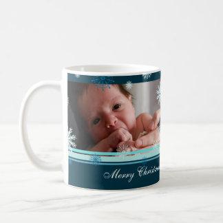 Taza de la abuela de las Felices Navidad de los co