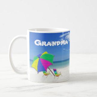 Taza de la abuela de los Snowbirds de la Florida