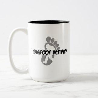 Taza de la actividad de Bigfoot