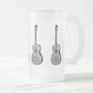 taza de la acústica