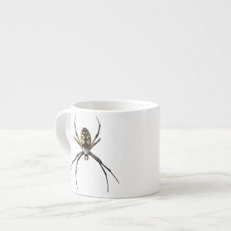 Taza de la araña del Argiope Taza Espresso