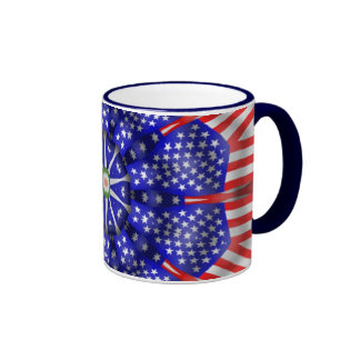 Taza de la bandera