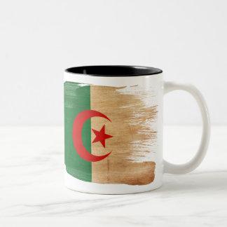 Taza de la bandera de Argelia