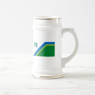 Taza de la bandera de Bayport