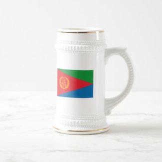 Taza de la bandera de Eritrea
