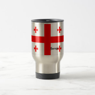 Taza de la bandera de Georgia