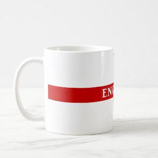 Taza de la bandera de Inglaterra