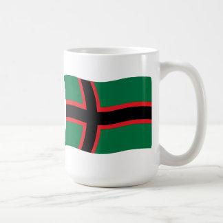 Taza de la bandera de Karelians