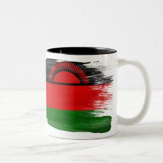 Taza de la bandera de Malawi