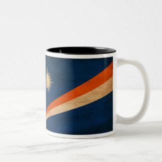 Taza de la bandera de Marshall Islands
