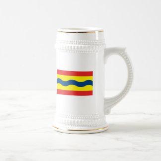 Taza de la bandera de Overijssel