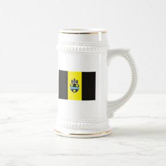 Taza de la bandera de Pittsburgh