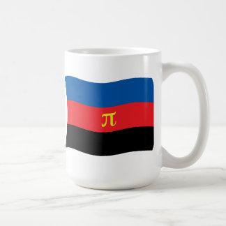 Taza de la bandera de Polyamory