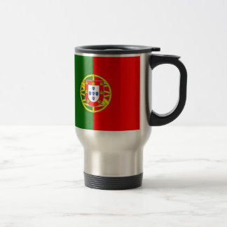 Taza de la bandera de Portugal