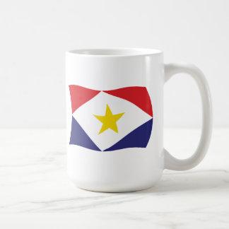 Taza de la bandera de Saba