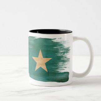 Taza de la bandera de Somalia