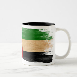 Taza de la bandera de United Arab Emirates