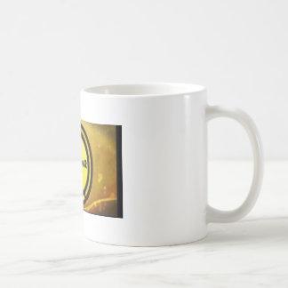 taza de la bebida del logotipo de la introducción