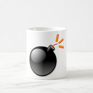 Taza de la bomba