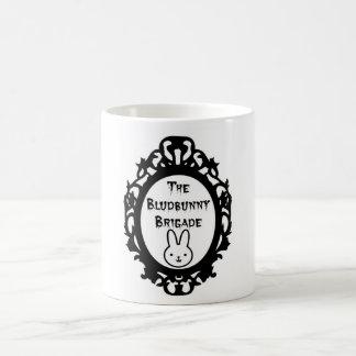 Taza de la brigada de Bludbunny