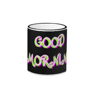Taza de la buena mañana