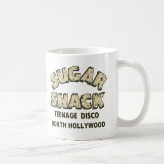 Taza de la cabaña del azúcar