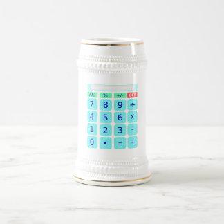 Taza de la calculadora