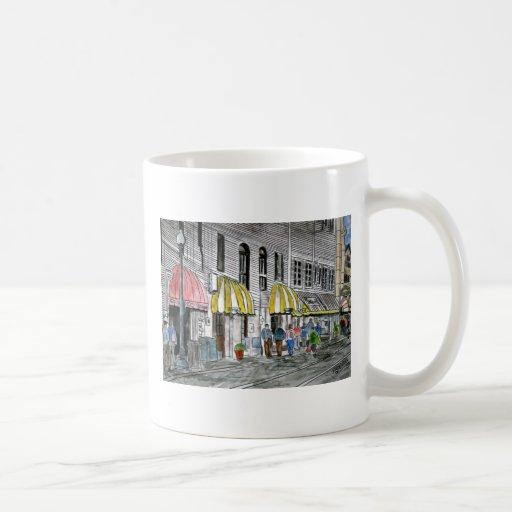 taza de la calle 2 del río Savannah
