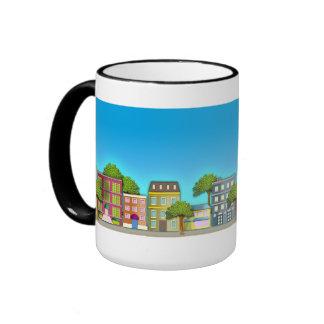 taza de la calle de la vecindad