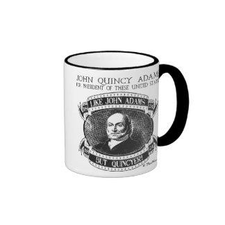 Taza de la campaña de John Quincy Adams 1824