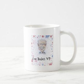 Taza de la caricatura de VP Joe Biden