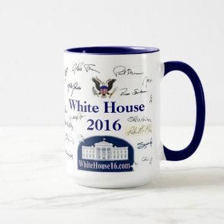 Taza de la Casa Blanca 2016