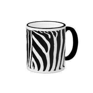 TAZA DE LA CEBRA COFFE