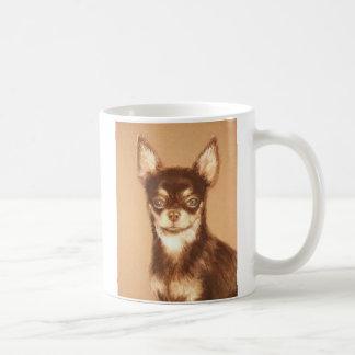 taza de la chihuahua